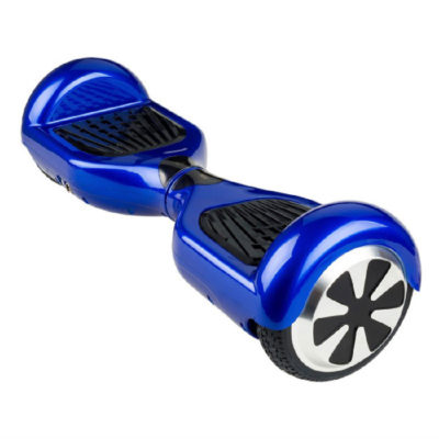 6.5 Inch Hoverboard, Blue Color and Free Bag