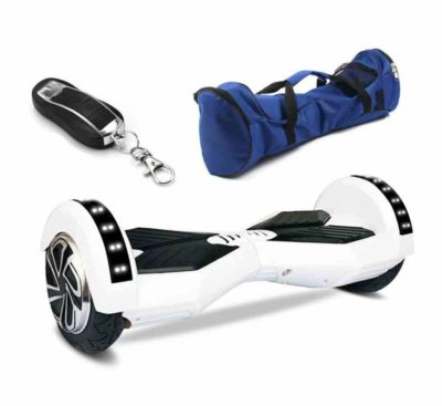 style hoverboard 8 white1