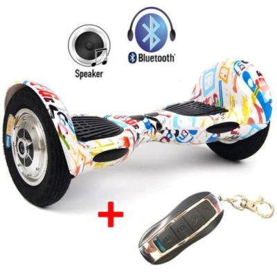 10 graffiti hoverboards