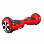 6.5 inch hoverboard led red 1