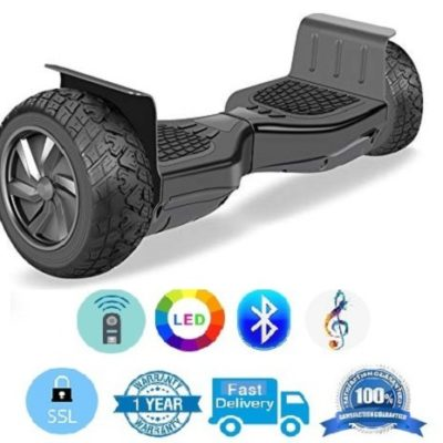Off Road black hoverboard