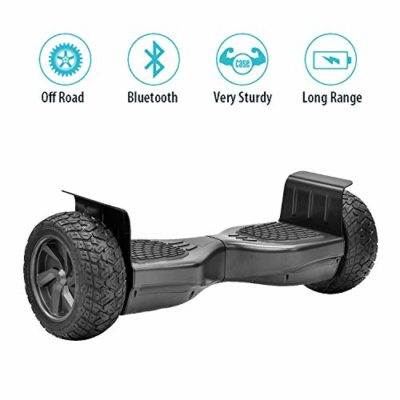Off road hoverboard 5