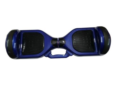 6.5 inch blue hoverboard with lifiting handle 3