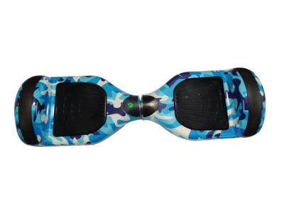 6.5 inch blue miltery hoverboard 2