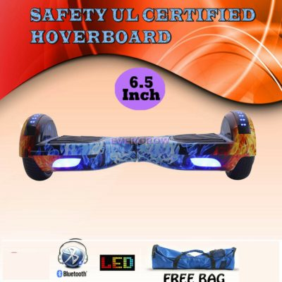 6.5 inch cool fire hoverboard 2