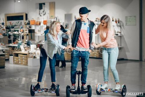 The Benefits Of Using Hoverboard/Self Balancing Scooters