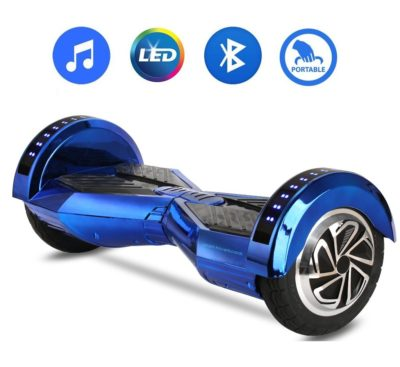 Blue 8 inch hoverboard