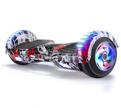 6.5 inch street hoverboard with led wheels 1