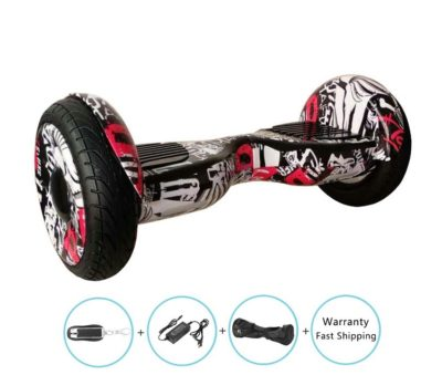 10 inch off road hoverboard street